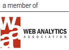 Member of the Web Analytics Association